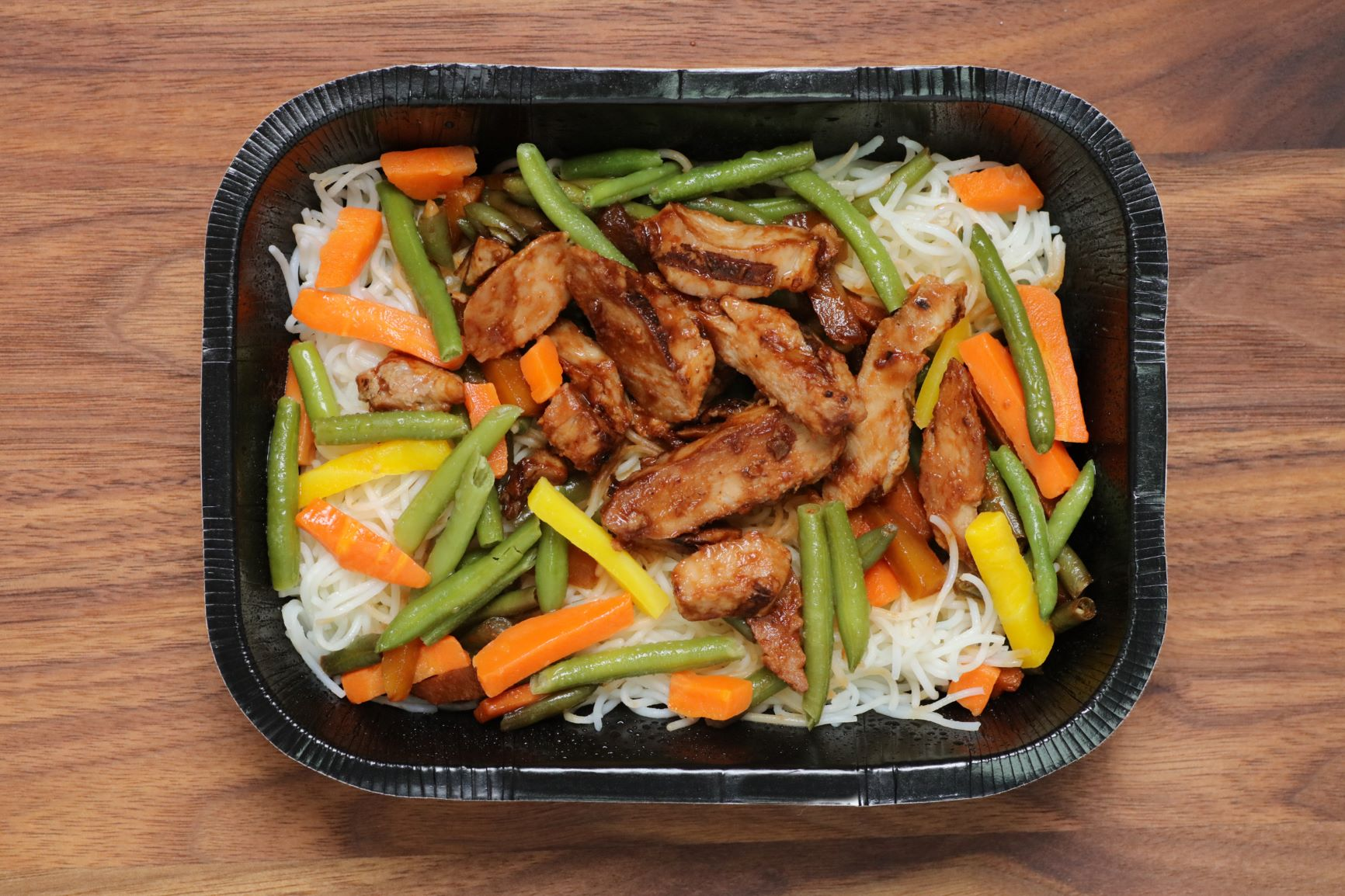 SAUTED TERIYAKI