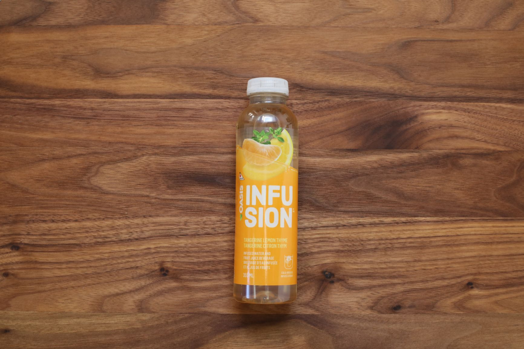 OASIS INFUSION TANGERINE LEMON AND THYM