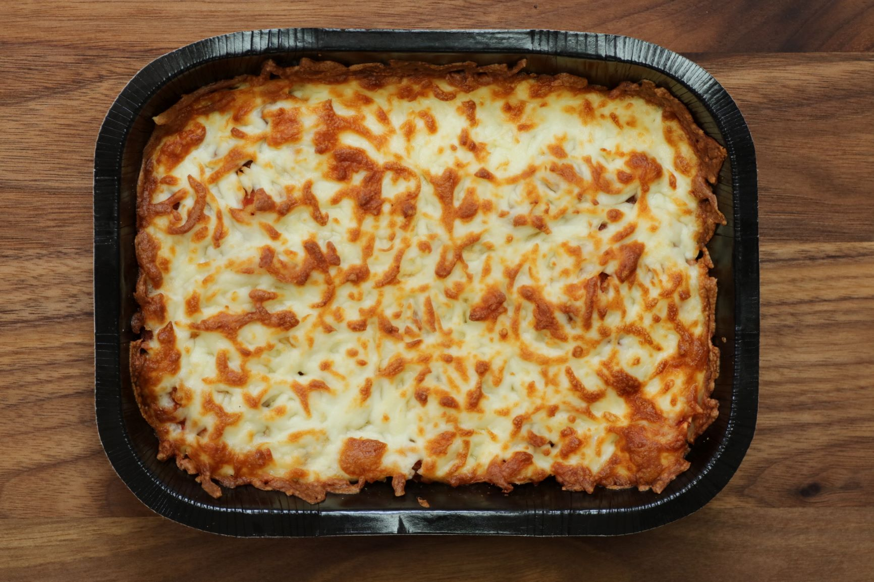 CASSEROL OF LASAGNE